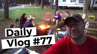 Can Dog Farts Set Off RV Propane Alarms??   RVLife Daily Vlog #77