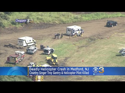 Montgomery Gentry Band Member Dies In Helicopter Crash In Burlington County