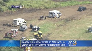 Montgomery Gentry Band Member Dies In Helicopter Crash In