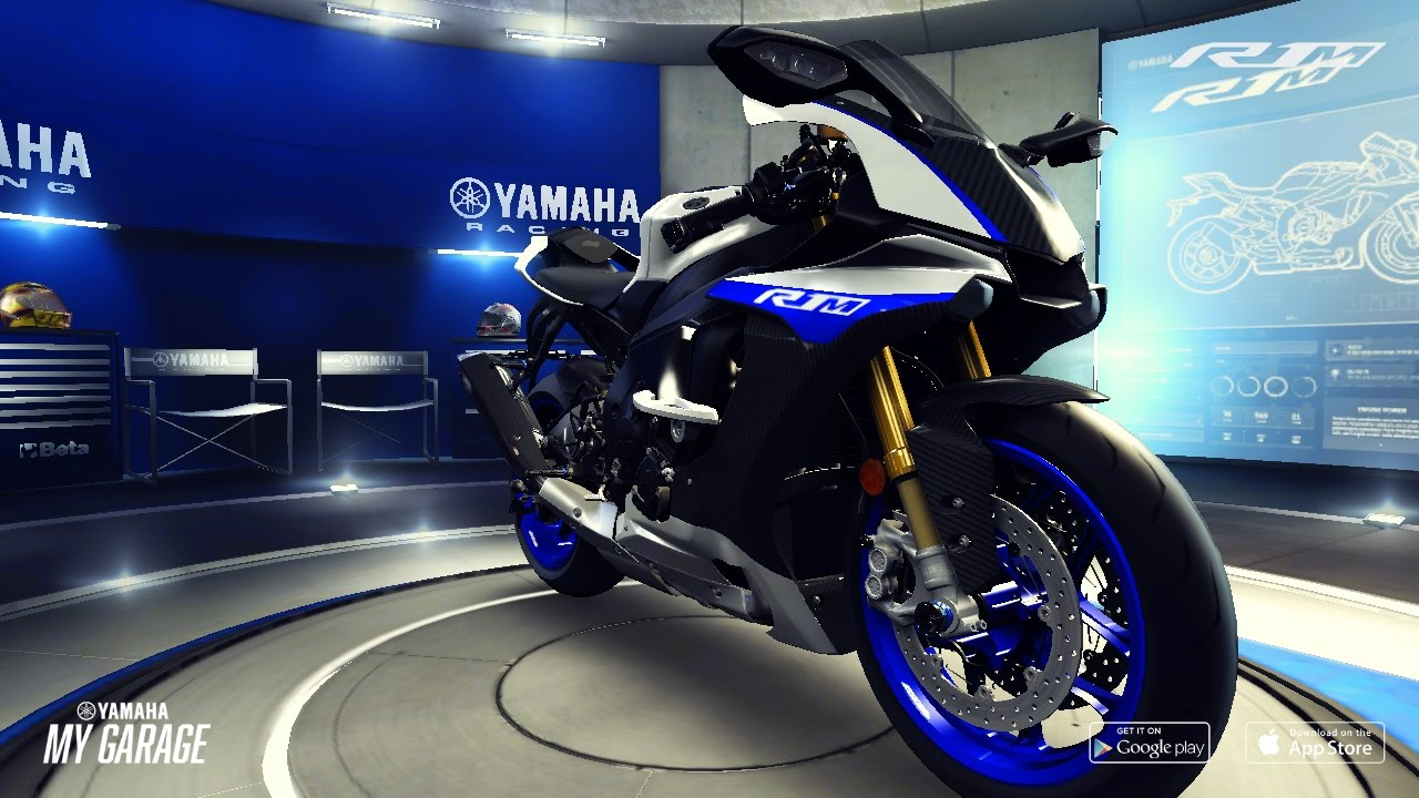 Garage Yamaha Yamaha My Garage Supersport