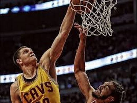 Timofey Mozgov Highlights|| NBA Playoffs 2015
