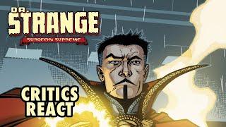 DOCTOR STRANGE: SURGEON SUPREME #1 — Critics Reaction | Marvel Comics