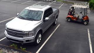 Carsmart test drive of 2018 Ford F-150 Limited