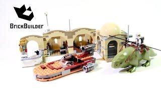 Kijk Lego Star Wars 75052 Mos Eisley Cantina filmpje
