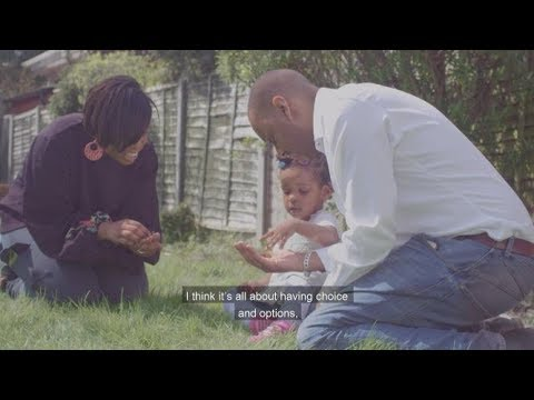 Equal Lives stories - Elliott - benefits of Dads working flexibly