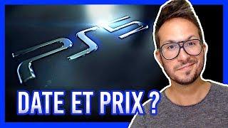 PS5 : PRIX ET DATE se précisent !!!