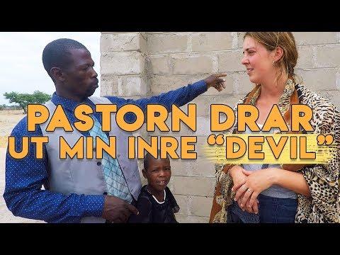 AFRIKA #12: Gospel i Afrikansk kyrka   SKÄMMER UT MIG