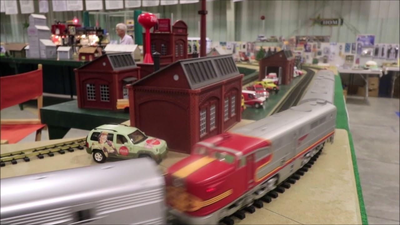 Model Train Show Long Sault Ontario July 21 2018