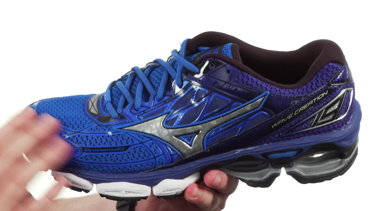 Mizuno Wave Creation 19 SKU 8888292 - YouTube ef12939f040