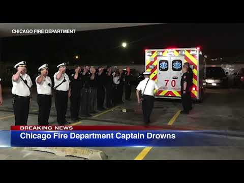 Chicago Fire Department captain dies after apparent drowning in Jackson Park Harbor