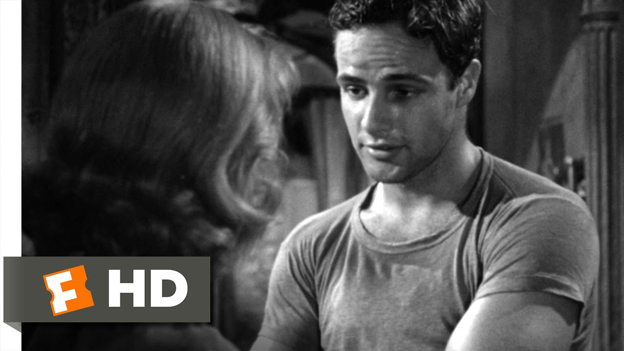 a streetcar d desire 1 8 movie clip you must be stanley a streetcar d desire 1 8 movie clip you must be stanley 1951 hd