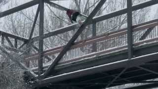 Best of Snowboarding: best of urban / city snowboarding and railing