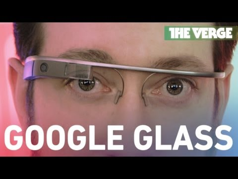 Up Close and Personal with Google Glass