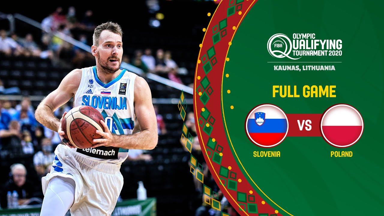 Slovenia v Poland | Full Game