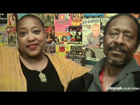 Clarke Peters on Five Guys named Mo