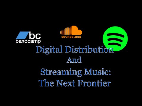 Digital Music Distribution: the Next Frontier