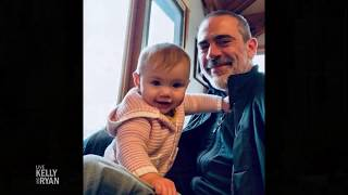 Jeffrey Dean Morgan Has a New Baby Girl