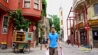 FENER ve BALAT'ta KISA BİR YÜRÜYÜŞ (FENER - BALAT WALKING TOUR)
