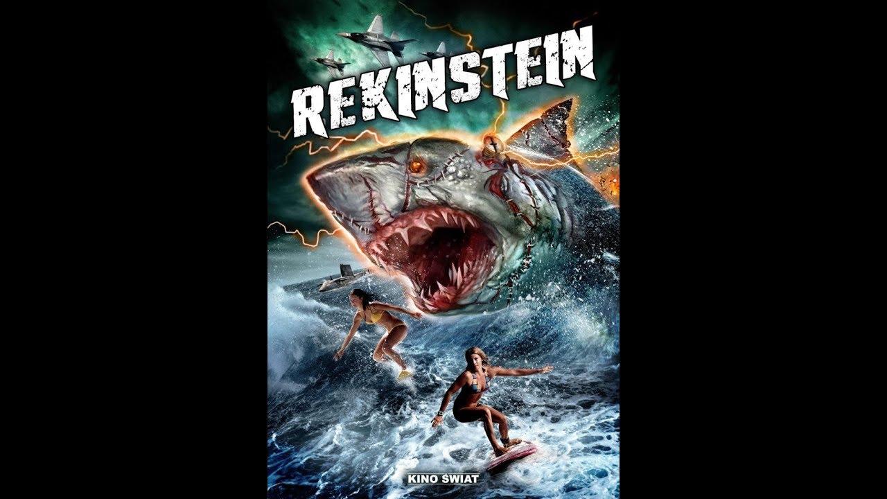 Download Rekinstein (2016, Sharkenstein) cały film lektor PL