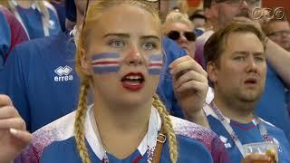 【2分でわかるロシアW杯】クロアチア、1次リーグ3連勝/アイスランドxクロアチア(グループD)