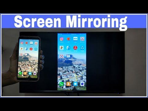 How To Mirror Your Phone Screen To Android Tv Box (Miracast)