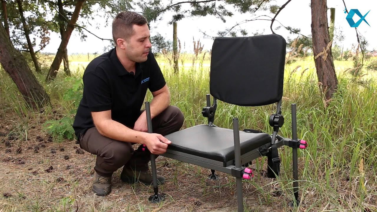 Fotel Browning Feeder Chair