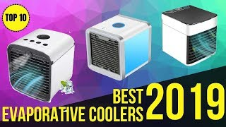 Top 10: Portable Evaporative Air Coolers of 2019 / Best Mini Personal Air Conditioner on Amazon