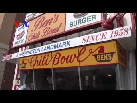 Facts You don't Know about Ben's Chili Bowl in Washington D.C