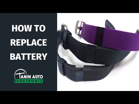 how-to-repair-&-waterproof-fitbit-charge-hr-with-replacement-smartwatch-battery,-part-1-|-tae