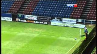 Huddersfield 2-1 Cambridge - The FA Cup 1st Round Replay - 16/11/10