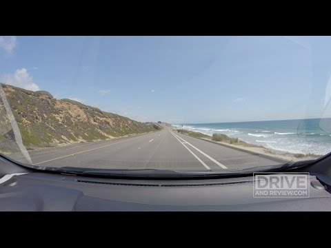 Cruising the 101 South from Carlsbad to UCSD in San Diego