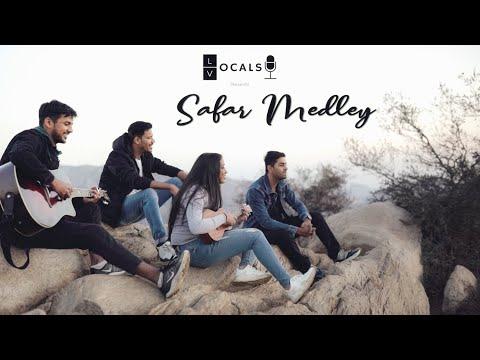 Safar Medley 2020 | Locals Vocals Ft. Aniket, Nitin, And Riya
