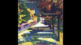 N. W. Gade, Trio in Fa maggiore Op. 42, I Allegro animato
