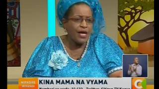 Mawaitha na Bi. Msafwari: Wanawake na Vyama
