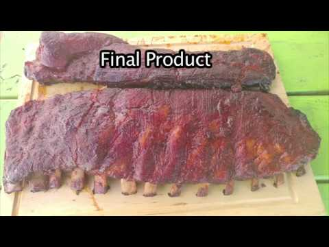 how to cook ribs on a smoker grill