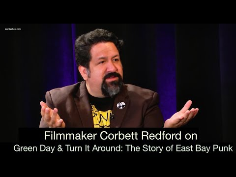 Corbett Redford on Turn It Around: The History of East Bay Punk Rock, Green Day & Kindness