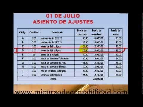 lección-no-10-registro-de-ajuste-contable-del-01-de-julio---curso-de-contabilidad-gratis