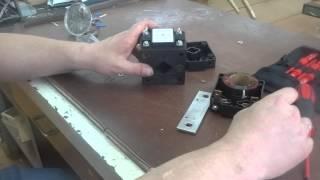 Установка счетчика с трансформаторами тока часть 3(, 2015-06-21T12:33:00.000Z)