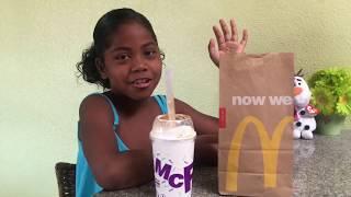 National French Fry Day - McDonalds Mukbang