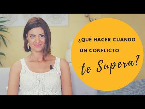 ¿Qué hacer cuando un conflicto te supera?