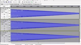 How To Make A Siren Sound Effect With Audacity