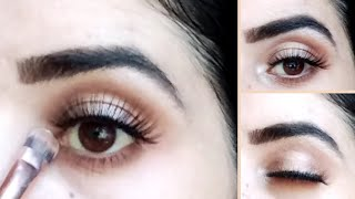 Soft Glam Eye Makeup Tutorial  | Makeup For Eid 2020