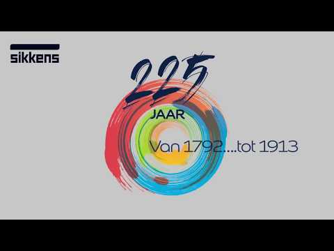 Sikkens 225 jaar | 1792 tot 1913