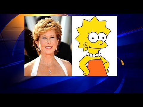 Yeardley Smith, voice of 'Lisa Simpson' talks about 'The Simpsons' marathon on FXX