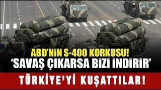 S-400'ler Alınırsa ABD TÜRKİYEYİ İŞGAL EDECEK!  Doğu Akdeniz'e Yığınla Asker!!!