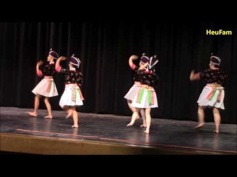 Nkauj Hmoob Peev Xwm Rnd 1 -  MUH 1st Runner-up Dance Competition