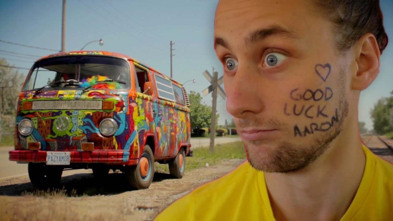 Hippie Van Man: Trip out with Me