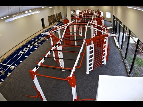 The LABS USA Installs MoveStrong Customized Functional Fitness Equipment