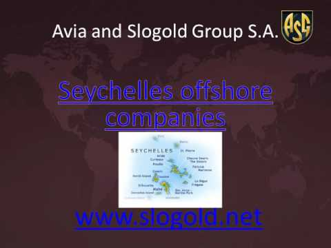 seychelles offshore companies by slogold