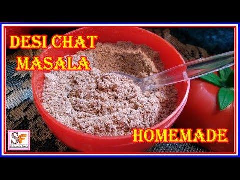 Desi Chat Masala - Shabeena's Foods.